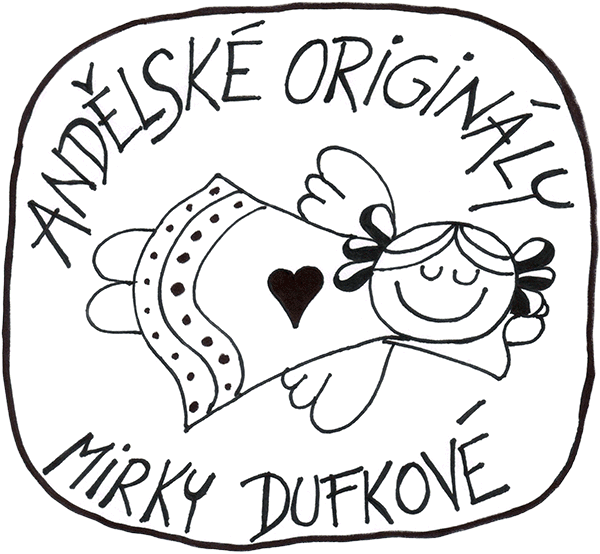 Andělské originály Mirky Dufkové